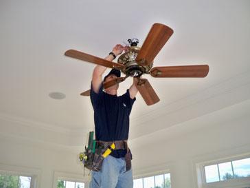 Ceiling-fan-install