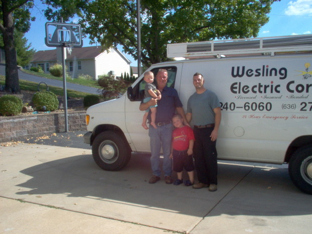 St. Charles County Family Electricians