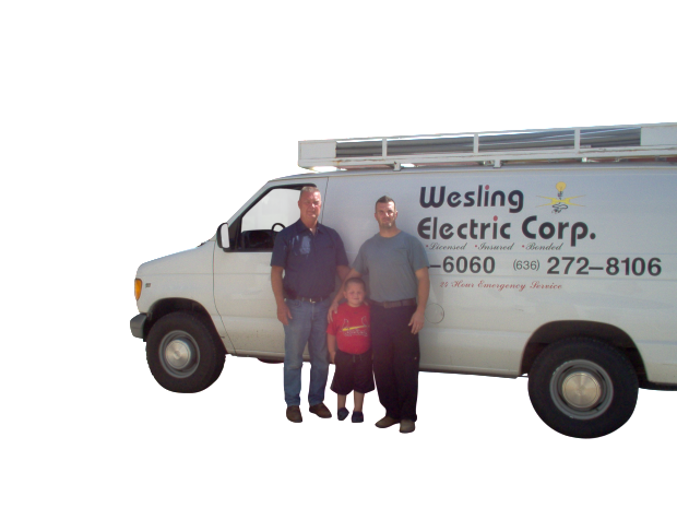St. Charles Missouri Electricians